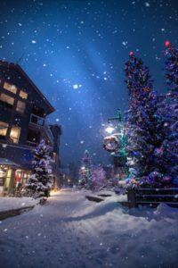 Christmas Scene roberto Nickson Unsplash