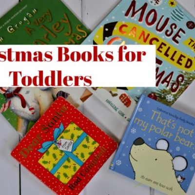 Great Christmas Books for toddlers