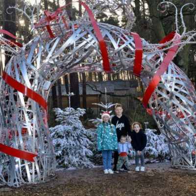 Christmas at Woburn Center Parcs