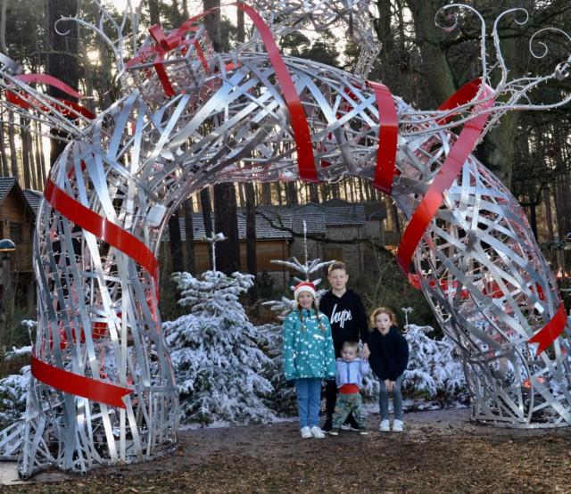 Christmas at Woburn Center Parcs
