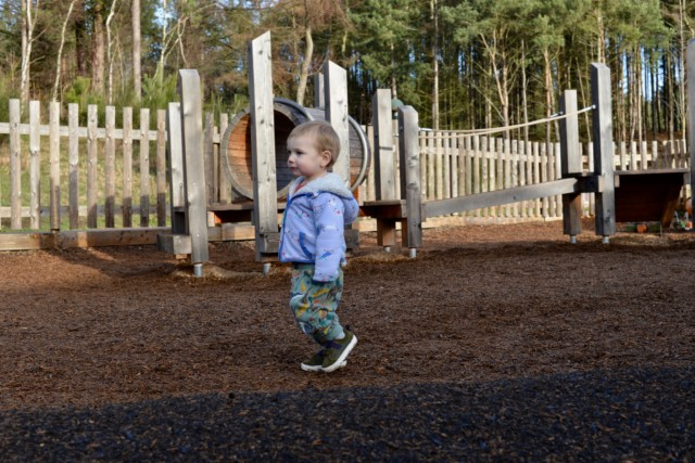 play areas Woburn Center Parcs