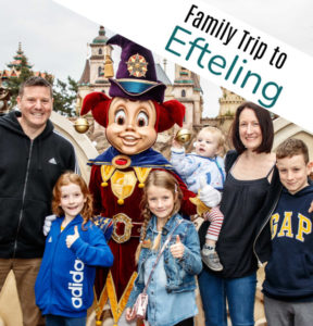 Family Holiday to Efteling