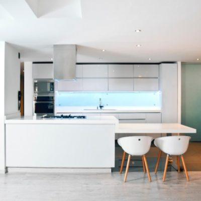 A new kitchen?