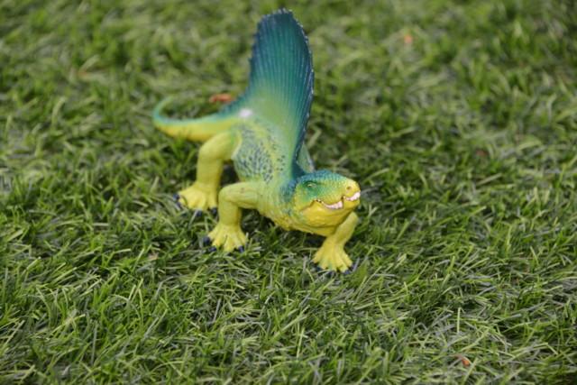 Toy Dimetrodon