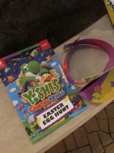 Yoshi's Egg Hunt