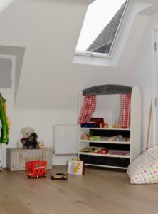VELUX windows in a loft conversion