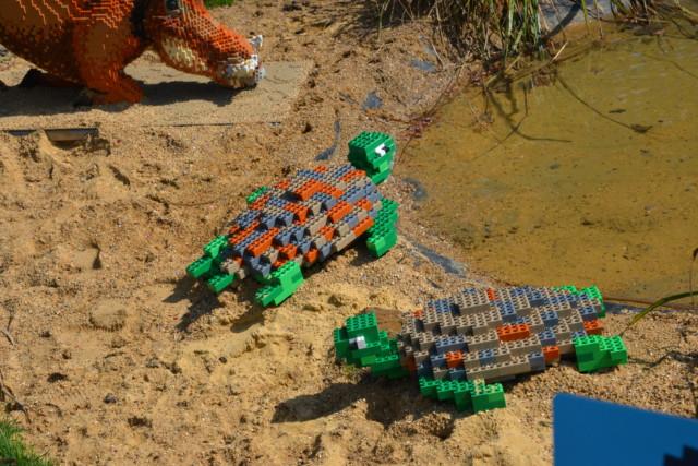 LEGO turtles