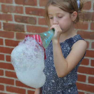 Fun Things To Do With Bubbles