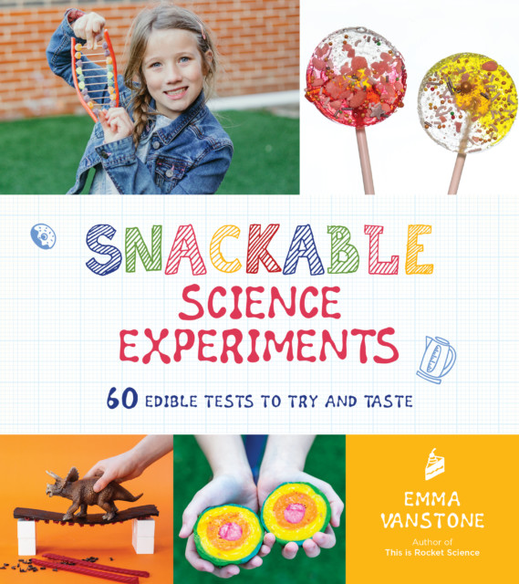 Snackable Science Experiments for Kids