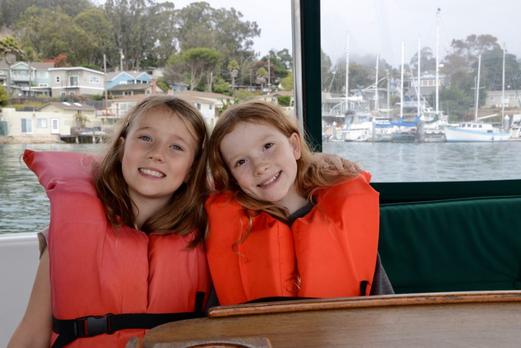 Boating on Morro Bay