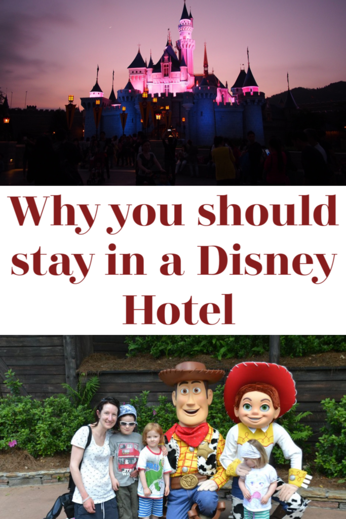 10 reasons why you should stay in a Disney Hotel #Disneyholidays #Disneyhotel #Disneywithkids
