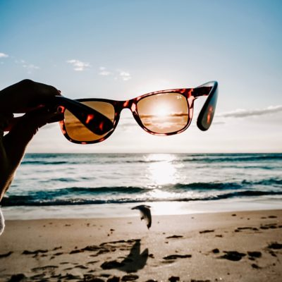 Buying the perfect pair of sunglasses online for your vacation