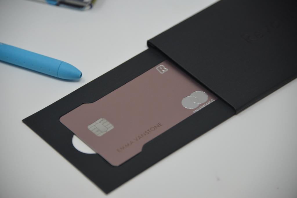 Revolut Metal Card