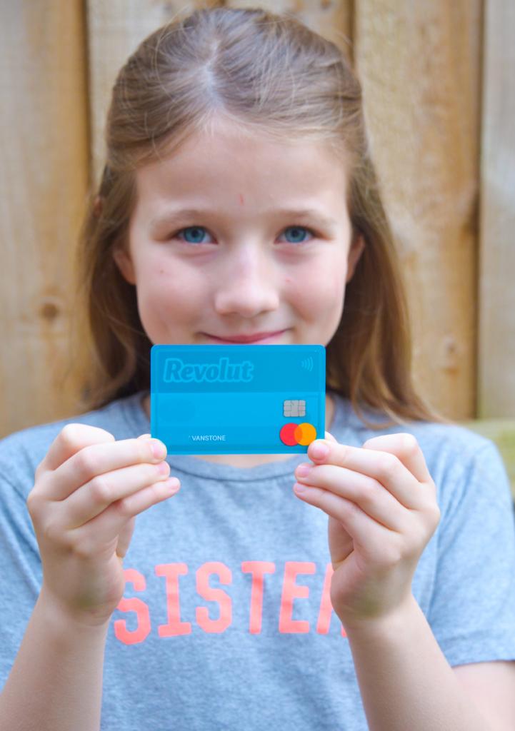Revolut child Card