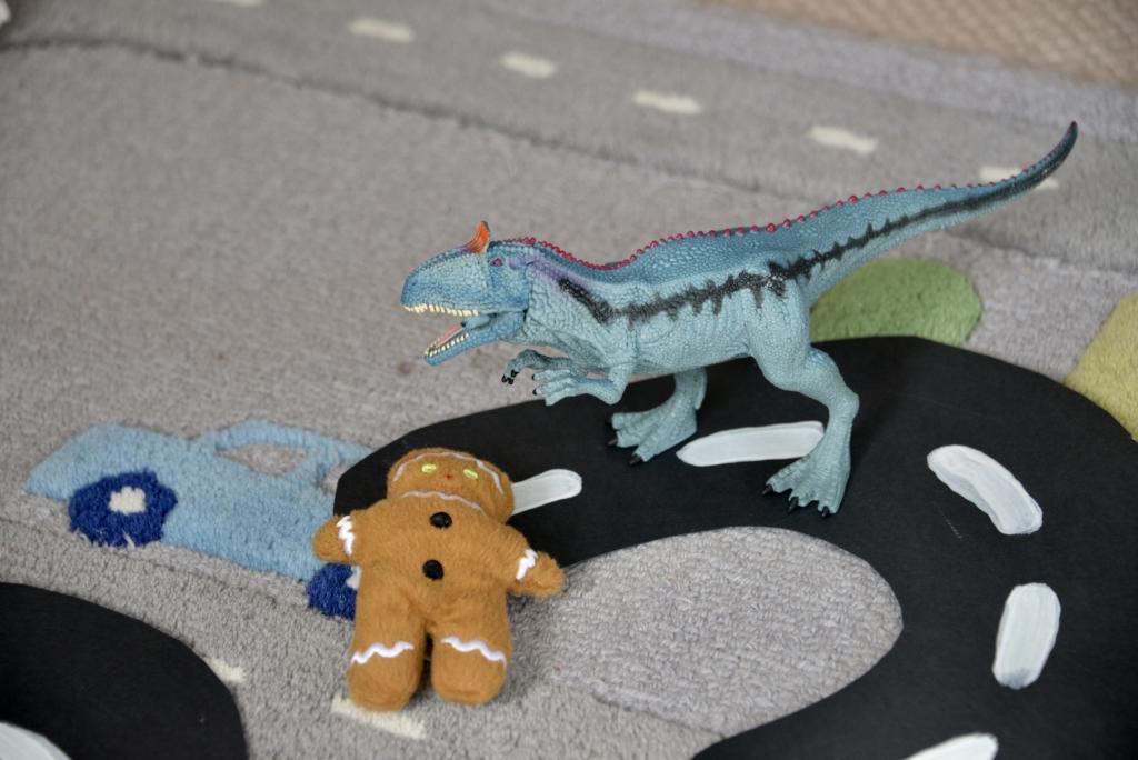 Cryolophosaurus Rex