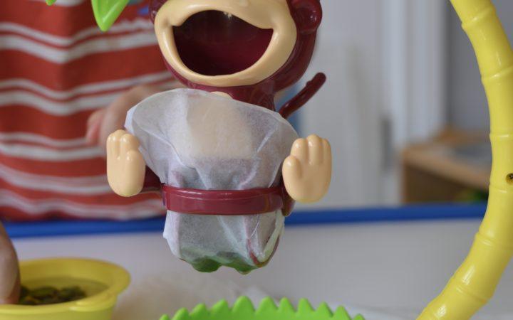 Munchin' Monkey