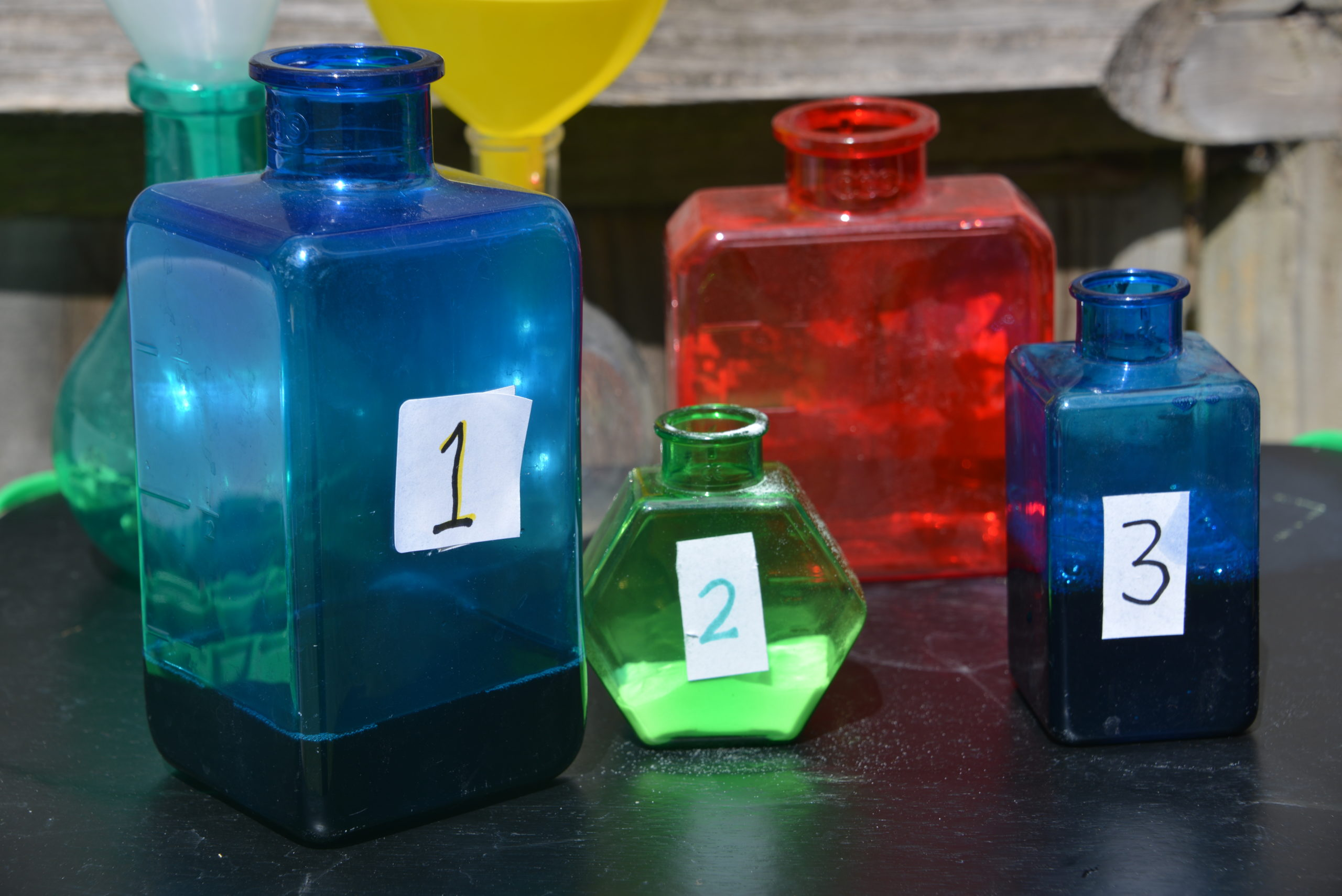 Number Potions