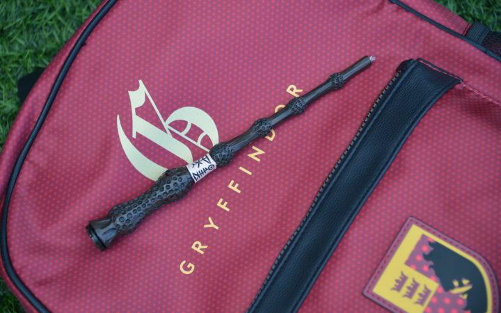 light painting wand - elder wand