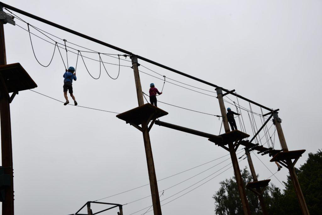 Vertigo Adventures High ropes