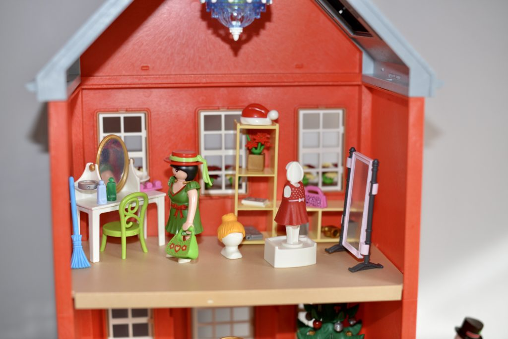 Playmobil family Christmas advent