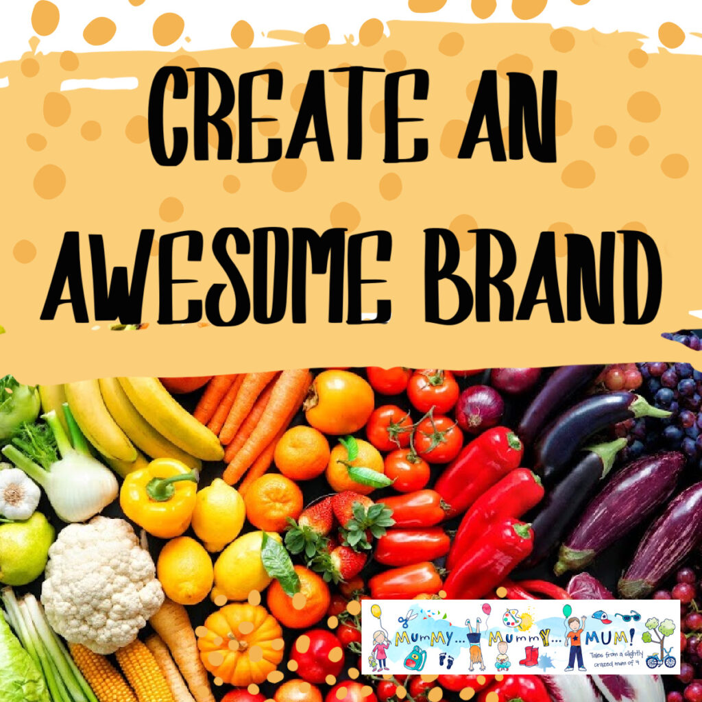 Top tips for creating a great brand
