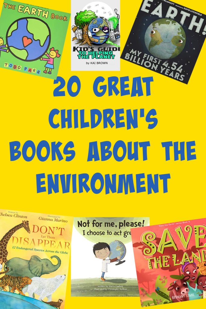 20 Great Children's Books about the Environment