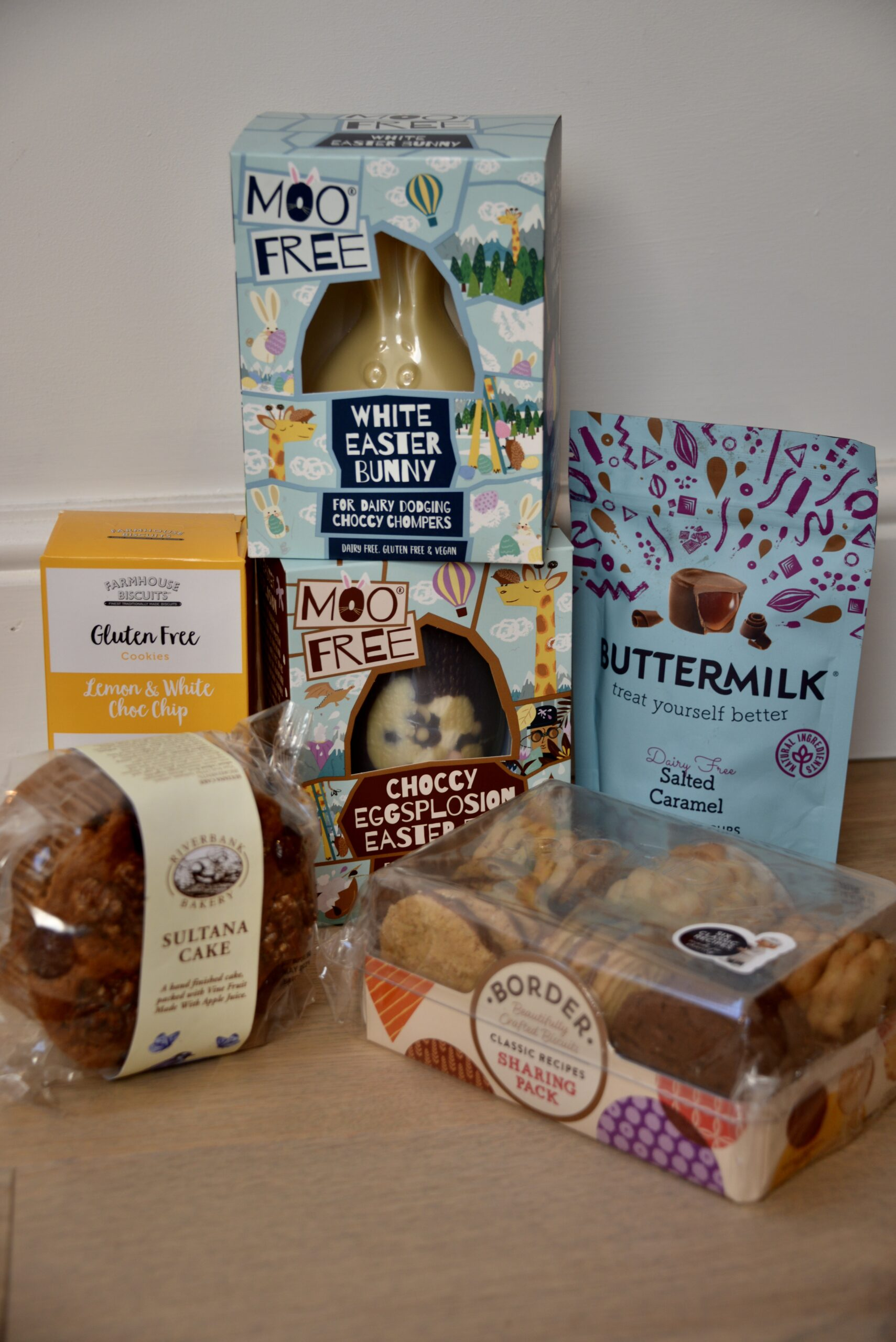 Easter goodies from the Pantry House