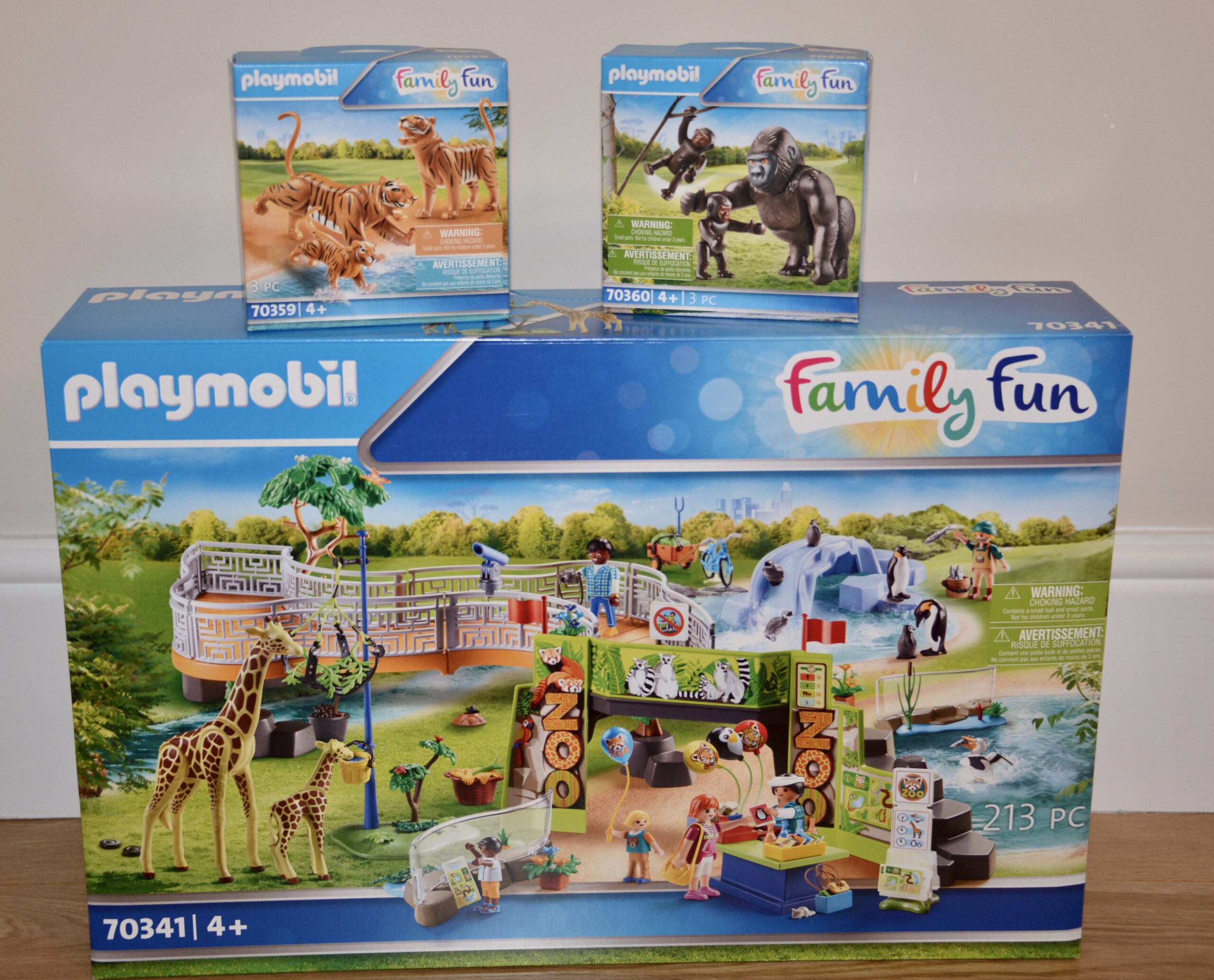 PlayMobil City zoo
