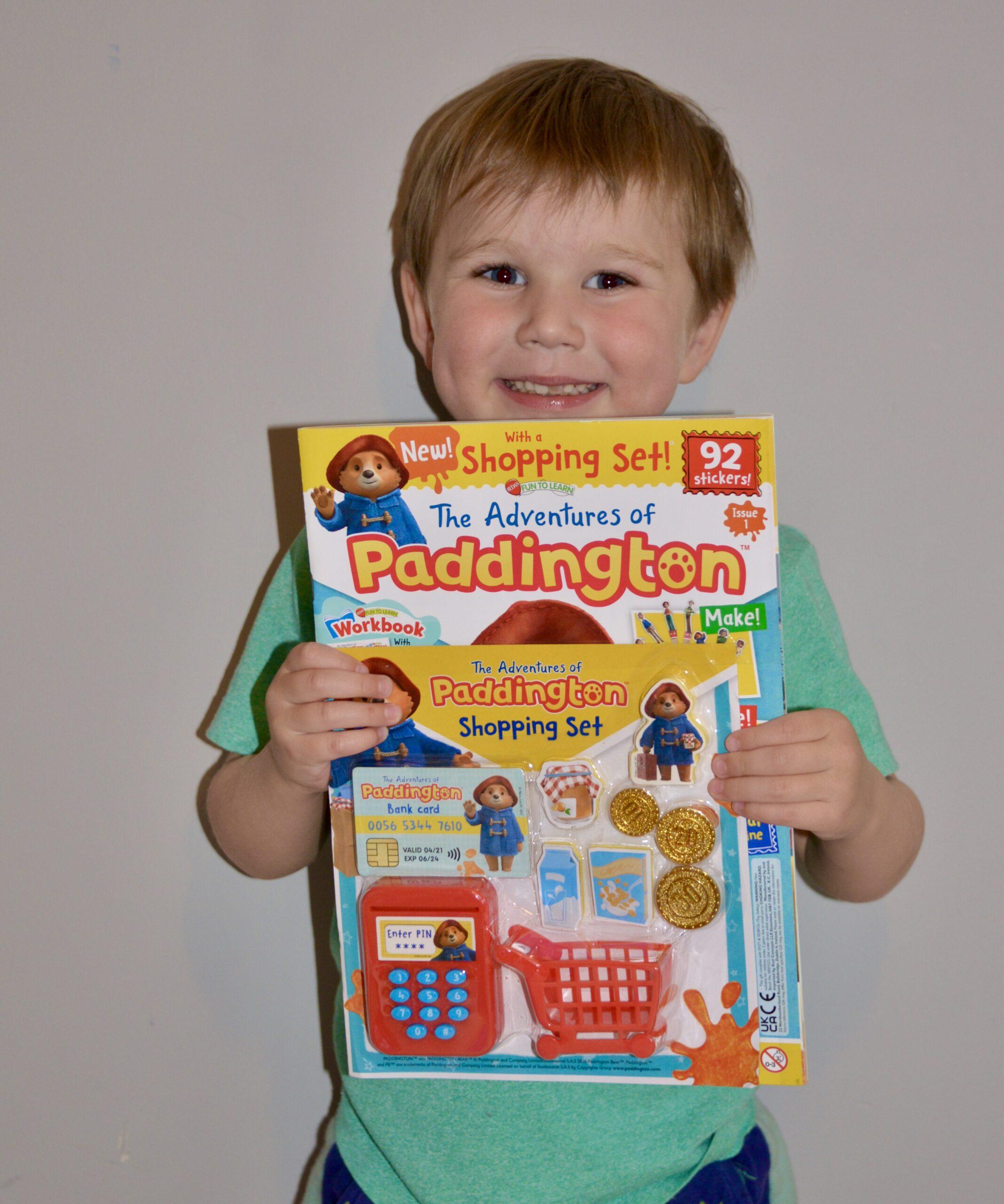 Adventures of Paddington Magazine