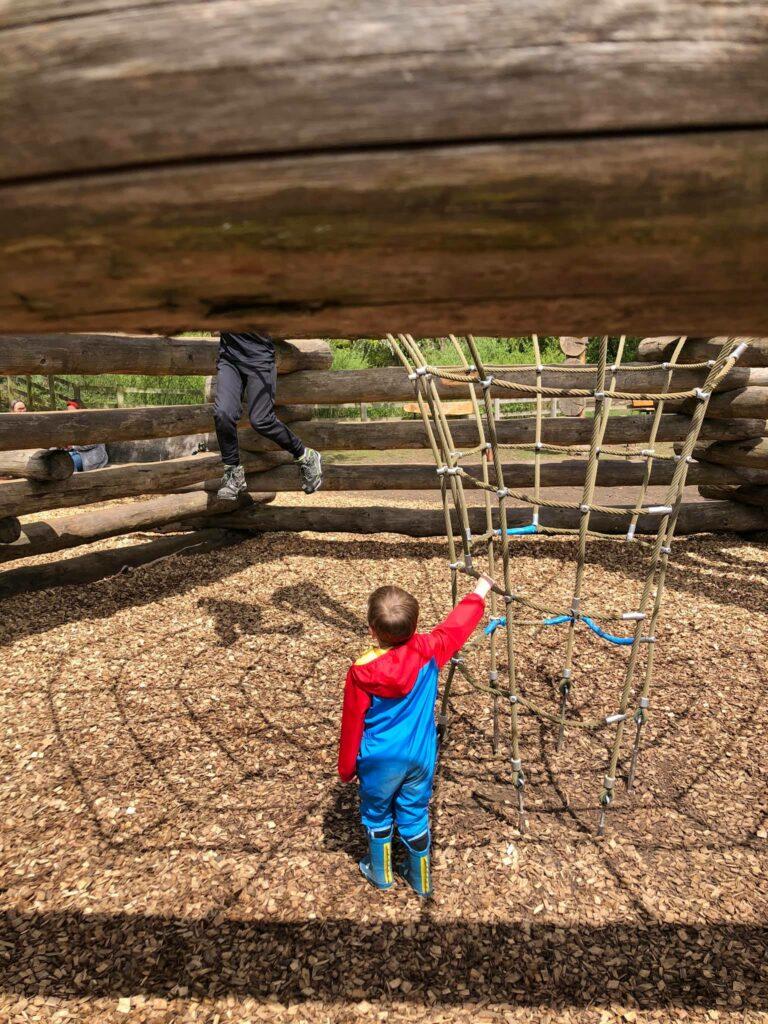 Dinton Pastures playground